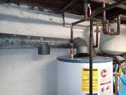 Gas Hot Water Heater Vent Water Heater Venting Question Internachi Inspection Forum