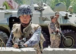 Вооруженные силы Узбекистана Военный информатор Спецназ вооруженных сил Узбекистана