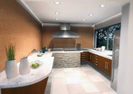 Modern Tropical Kitchen Design A Beautiful Ceiling Design Will Also Determine The Creation Of A