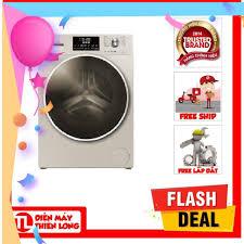 REVIEW] Máy giặt Aqua 8 kg AQW-S80CT (H2), giá 4,690,000đ! Xem review ngay!