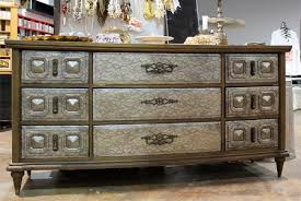 ideas for painted furniture. Transform Furniture With Lace And Spray Paint Ideas For Painted .