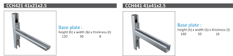 C Channel Strut Systems Mep Solutions Steel Construction