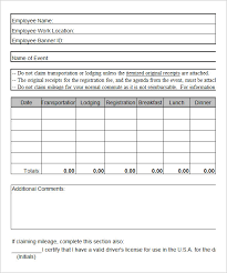 Free Travel Expense Report Template 12 Travel Expense Report Templates Free Word Excel Pdf Apple