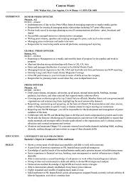 Human Rights Resume Sample Press Officer Resume Samples Velvet Jobs 7