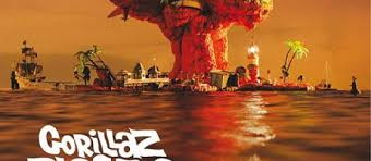 Beach Photo Albums Album Review Gorillaz Plastic Beach La Music Blog