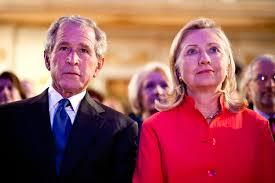 Hillary Clinton Is The George W Bush Of 2016 Fivethirtyeight