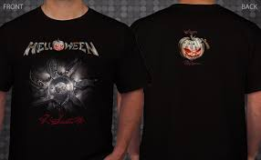 Band T Shirt Designs Us 13 04 13 Off Helloween 7 Sinners German Heavy Metal Band T Shirt Sizes S To 3xl New Design Cotton Male T Shirt Designing Top Tee In T Shirts