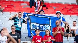 V., commonly known as hertha bsc, and sometimes referred to as hertha berlin, hertha bsc berlin, or simply hertha, is a german professional football club based in the locality of westend of the borough of. Auwl2zc0hpikcm
