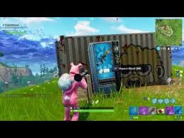 How To Get A Vending Machine Location Inspiration FORTNITE NEW RPG VENDING MACHINE LOCATION NOT CLICKBAIT YouTube