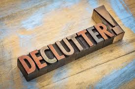 de clutter september healthy year challenge the declutter challenge happy