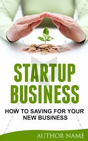nonfiction book cover design startup business front