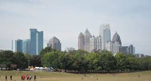 Image result for atlanta skyline book