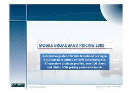 Mobile Broadband Tcl