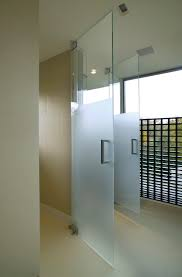 our timeless single glass doors create an elegant entrance for your shower they can be used with as many or as few glass panels as needed in your