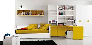teenage room furniture. Ochre-white-bed-room Teenage Room Furniture R
