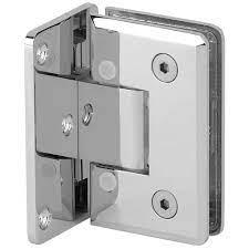 adjustable shower hinge beveled solid