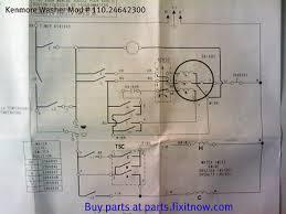 wiring diagrams and schematics appliantology kenmore elite washer wiring diagram kenmore washer mod 110 24642300 schematic
