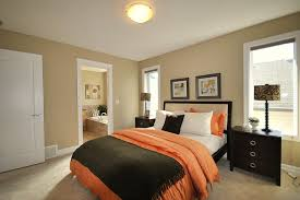 Home Staging In Vacant Properties For Sale In Edmonton, AB Modern Bedroom