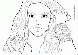 Small Picture Brilliant Celebrity Coloring Pages With Nicki Minaj For Nicki