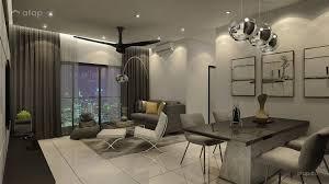 Elegant Condo Designs Contemporary Modern Dining Room Condominium Design Ideas