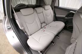 2008 toyota rav4 limited rear seats picture