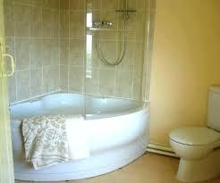 tub shower combination ideas small bathtub combo canada for bathroom glass door bathrooms marvelous f