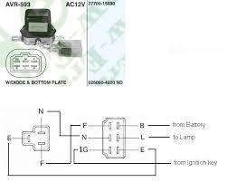 voltage regulator wiring diagram wiring diagram vole regulator wiring diagram and schematic