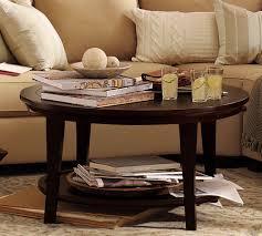 round coffee table accessories design ideas dark c