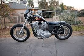 peep and save 2000 harley sportster xlh 1200 bobber chopper