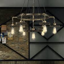 vintage style industrial loft gear and