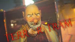 Eli Roth s Terror Tram at Halloween Horror Nights 2016 Universal.