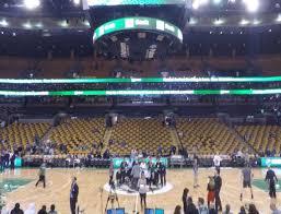 Boston Bruins Arena Seating Chart Td Garden Loge 12 Seat Views Seatgeek