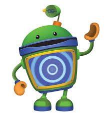 Bot Team Umizoomi Photo