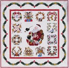 The Cotton Patch & Baltimore Christmas Quilt Kit & Patterns Adamdwight.com