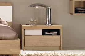 bedside table lamps chrome