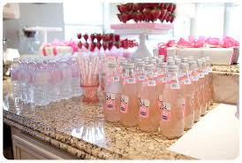 Best 25 Pink Champagne Punch Ideas On Pinterest  Champagne Punch Punch For Girl Baby Shower