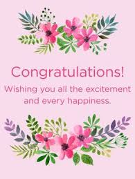 23 Best Congratulations Cards Images Card Birthday Birthday