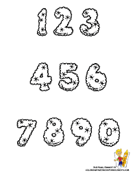 Letters Numbers Chart At Coloring Pages Book For Kids Boys