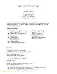 Medical Receptionist Resume Example Download Medical Receptionistume