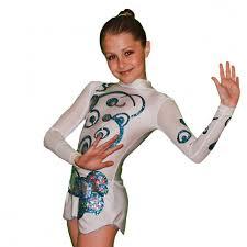 long sleeve gymnastics leotard e flamingosportswear