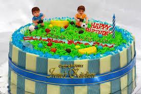 Irenes Kitchen Birthday Cake Christian Putra Tan