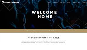 Church Websites: Beautiful and Effective (41 Examples ...