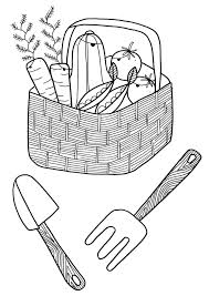 Or each afternoon after a busy lunchtime! Garden Coloring Pages Coloring Rocks