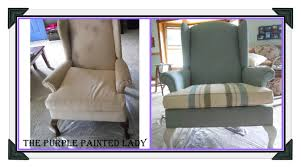 cloth chairs furniture. PicMonkey Collage The Purple Painted Lady Chalk Paint Fabric Chair Roxanne Cloth Chairs Furniture H