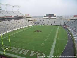 Williams Brice Stadium View From In The Zone 810 Vivid Seats