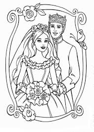 Barbie Coloring Pages Printable - FunyColoring