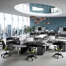 workstation lighting. Workstation Desk / Wooden Metal Melamine - KAMOS PURE Lighting T