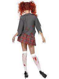 zombie school girl costume zombie school girl costume