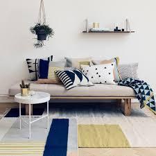 ferm living kelim decorative cushion squares woolcotton