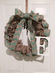 Burlap Crafts Diy Burlap Wreaths Spoken Of The Soul